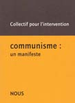 COLLECTIF POUR L'INTERVENTION